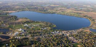 Howard Lake, Wright County, MN