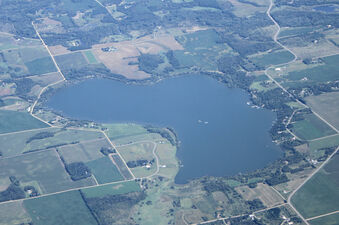 Cokato Lake,Wright County, MN
