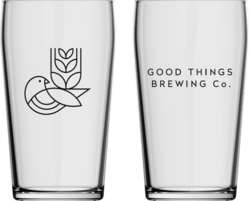 Pint Glass GTB