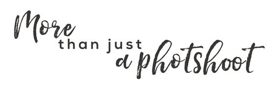 more than photoshoot
