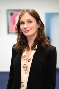 Claire Labopin, notaire au sein de l'étude Chambry Vigneron & Labopin située à Malakoff