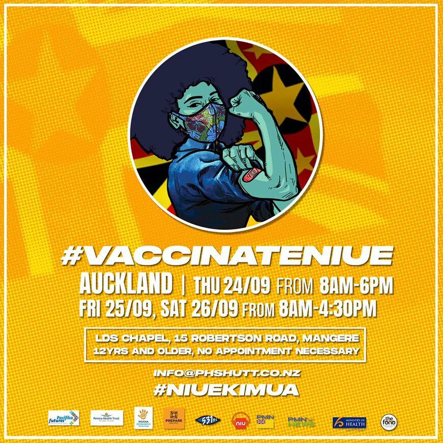 Niue vax