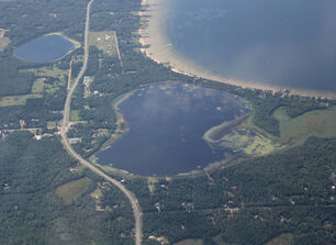 Perch Lake, Crow Wing County , MN