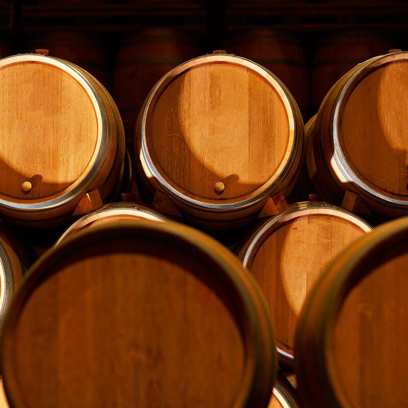 Destillatfässer aus Kirschbaum