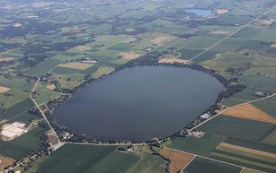 Pearl Lake, Stearns County , MN