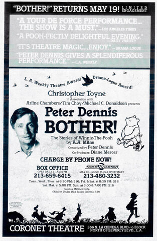 Bother Coronet Poster