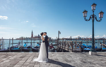 Venice Prewedding photo
