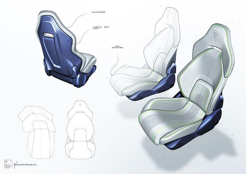 Nevera sketch detail 07 seats