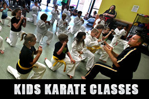 Junior Karate Class