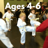 Little Champions Karate ages 4-5