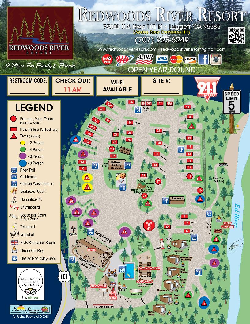 RRR Map