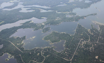 Cross Lake,Crow Wing County, MN