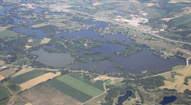 Knaus Lake, Stearns County, MN