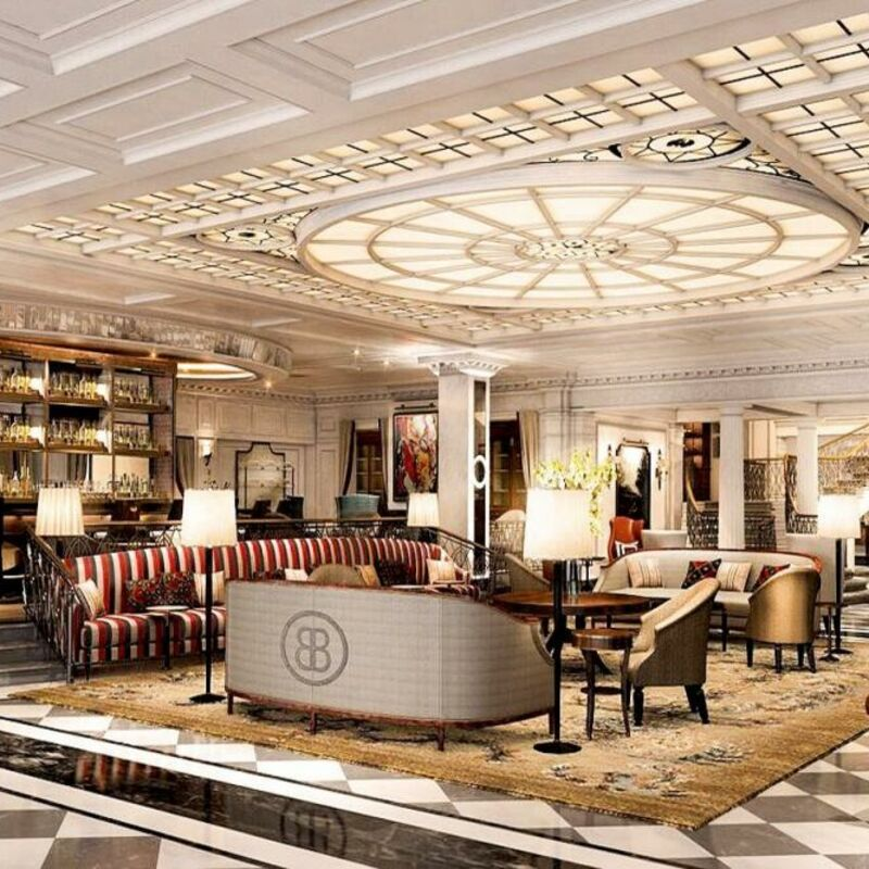intercontinental new york barclay hotel general 98729bc