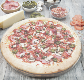 Home Our Story Our Menu Locations Careers Online Order Contact  C2 B7 Pizza
