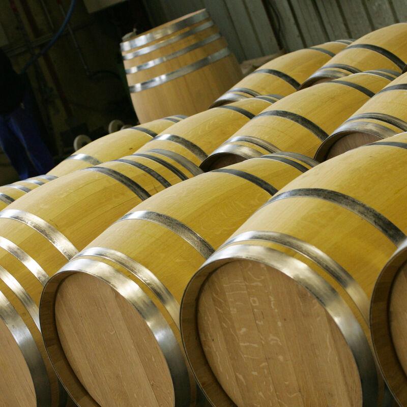 Destillatfässer aus Kastanie