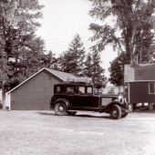old photos, camp smitty, camp minwassin, eganville, mink lake