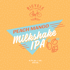 Brewed with lactose, vanilla beans and a pile of peach and mango puree, this IPA is rich and flavourful. Notable aromas of peach and mango and complimented by a tropical and fruity flavour with a subtle vanilla aftertaste. Generously hopped with Mosaic, the tropical notes are hard to miss. Pouring the colour of fresh summer peaches.
