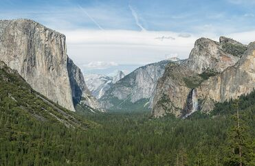 Explore Yosemite National Park's many natural wonders with a guided hiking tour