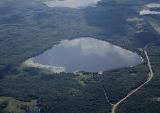 Erskine Lake, Crow Wing County, MN