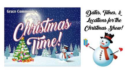 Christmas Time Website Button