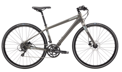 Women's Cannondale Quick 3 bike tour rental