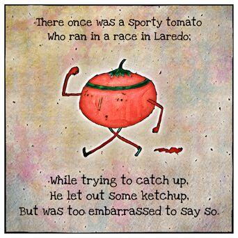 Sporty Tomato