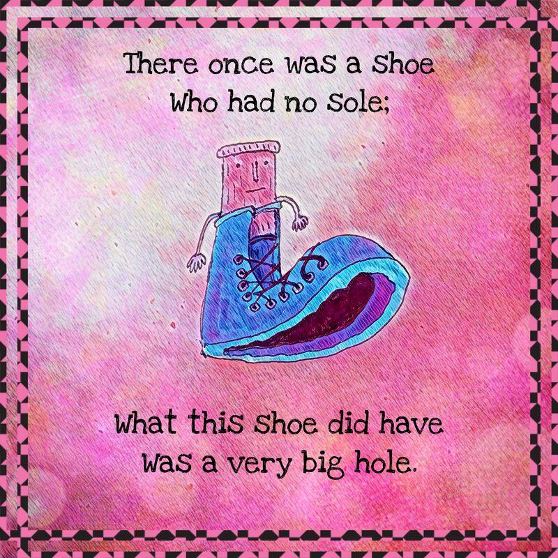 Soleless Shoe