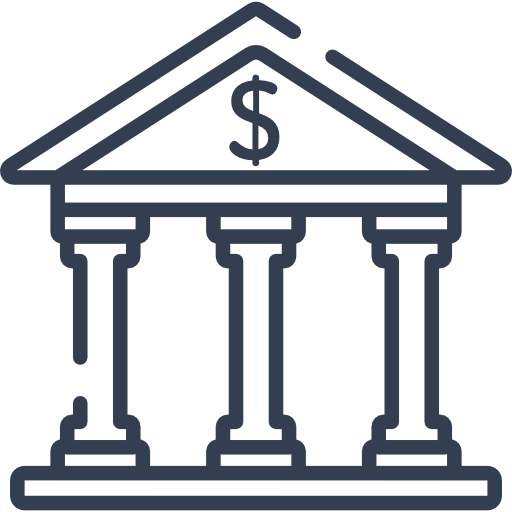 Icon takes you to Financial Glossary.