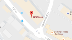 JJ Whispers Location Link