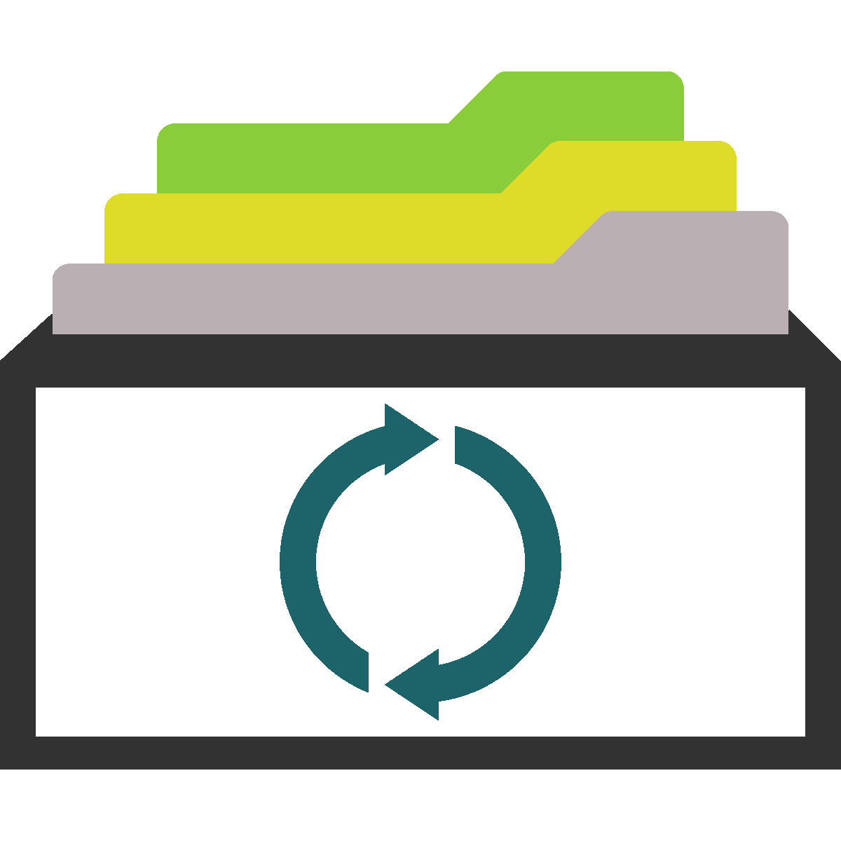 We will collect your documents, scan them direct from your archive boxes.