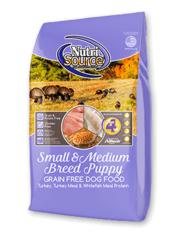 Grain Free Dog Food Small Breed