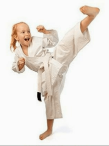 Impact Martial Arts Karate Classes for boys and girls