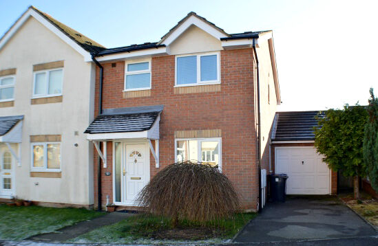 SOLD - 3 bedroom house for sale at Strawberry Fields development, haverhill, suffolk