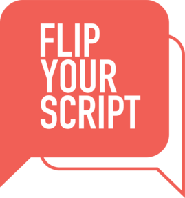 Flip Your Script Logo