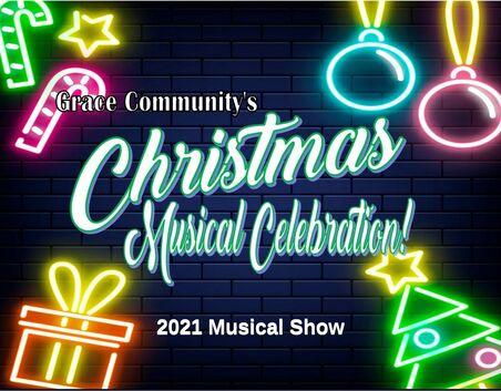 christmas musical adventure 2021 logo