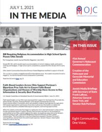 In the Media cover