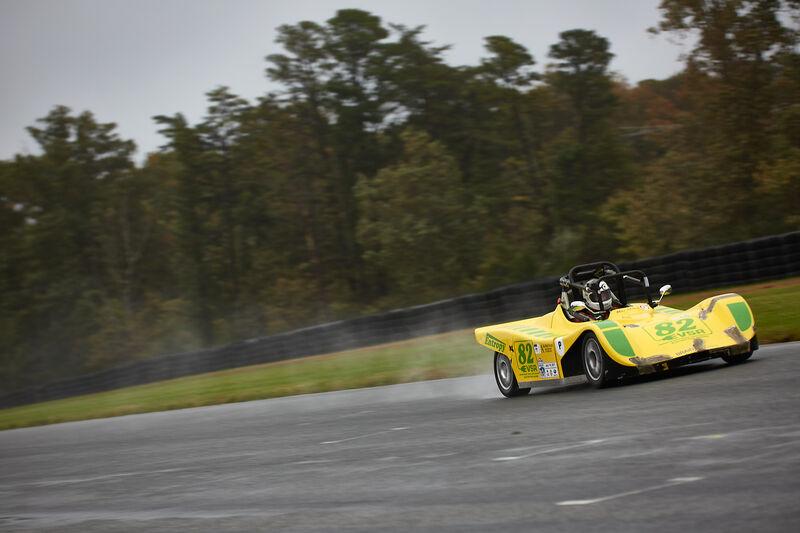 EVSR Race   0 3