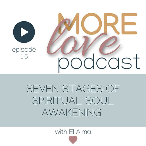 This conversation with El Alma, the author of Becoming Soul - Seven Steps to Heaven, is both enlightening and heart warming.   El Alma's open heartedness and deep connection is evident as she talks about her own stages of spiritual awakening or becoming soul experienced as she and her daughter shared the journey to eternity through illness and death.     This conversation reveals a very real life understanding that becoming soul doesn't occur in a single exact moment and instead evolves as we expand our daily life to include our soul and thus creating our spiritual awakening journey.