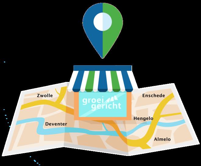 Lokale ondernemer map GG