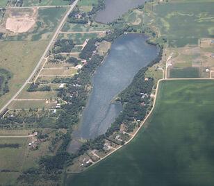 Murray Lake, Stearns County , MN