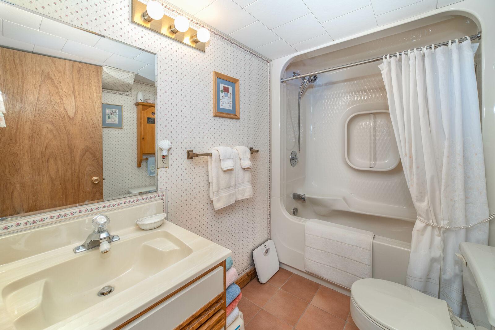 33   Basement Bathroom
