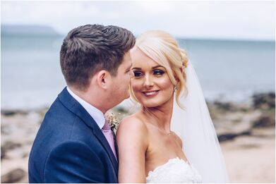 The wedding photography of Lowri & Jack at Oxwich Bay Hotel, Gower