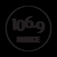1069 logo 2018 Noir