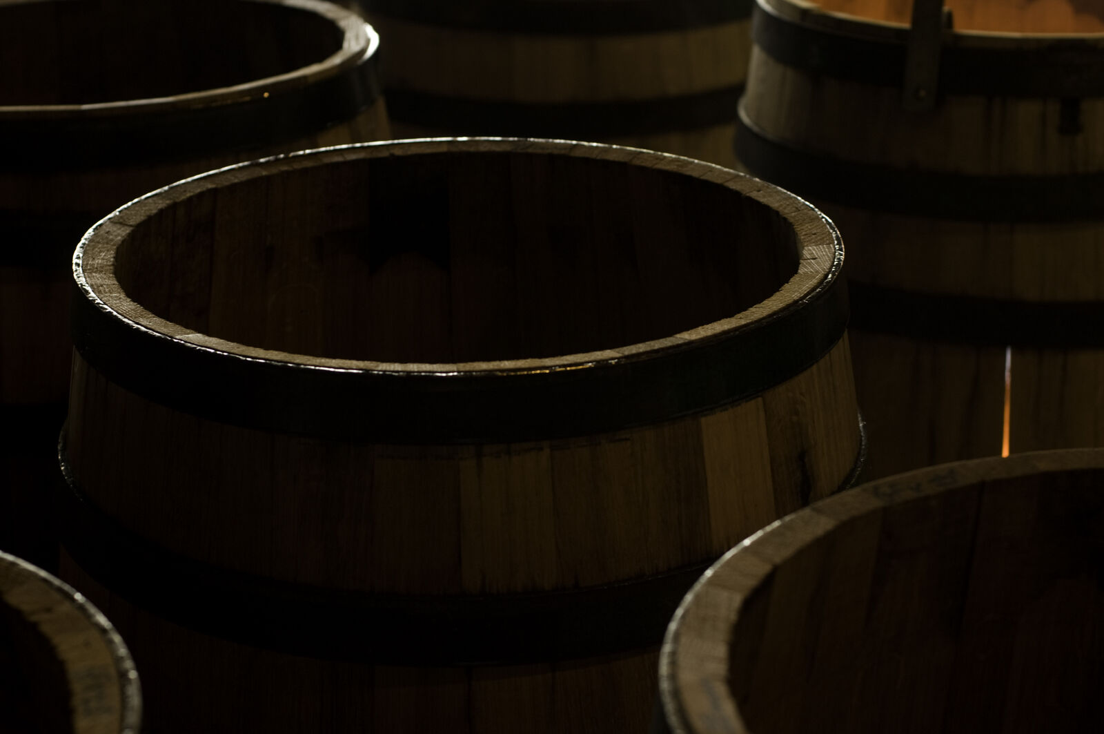 Barrels in production