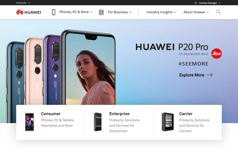 Top 20 Homepage Designs For 2019 How To Build Your Own