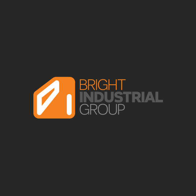 Brand identity for Bright Industrial Group based in Port Macquarie.