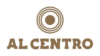 Al Centro Logo Colour Vertical