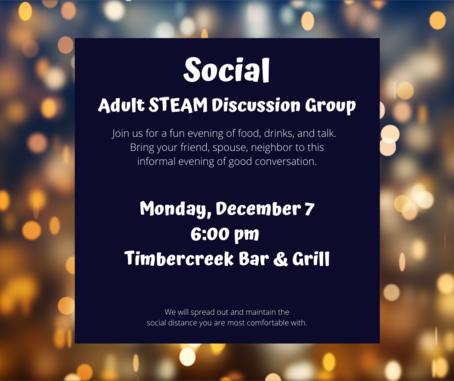 STEAM Dec invite