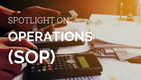 Spotlight on Operations